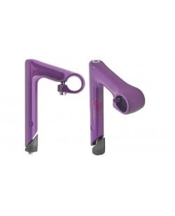 Вынос Fix Bike, Alu, 22,2/25,4/80/ 140 мм, фиолетовый (C-M-0056)