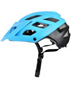 Шлем велосипедный ProX Thor голубой (A-KO-0110)