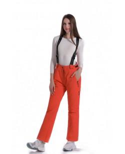Брюки горнолыжные Just Play женские оранжевый (N2154-2-orange)