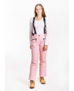 Брюки горнолыжные Just Play женские розовый (N2152-5-pink)