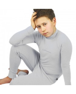 Термобелье подростковое Radical Snowman серый (Snowman-grey)