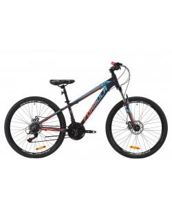 """Велосипед AL 26 """"FORMULA MYSTIQUE AM 1.0 DD рама 19"""" черный (OPS-FR-26-326)"""