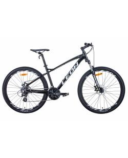 "Велосипед AL 27.5 ""Leon XC-90, DD, рама 16.5"" черный / белый (OPS-LN-27.5-086)"