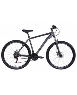 "Велосипед AL 29 ""Discovery BASTION, AM, DD, рама 20"" графитовый (OPS-DIS-29-122)"