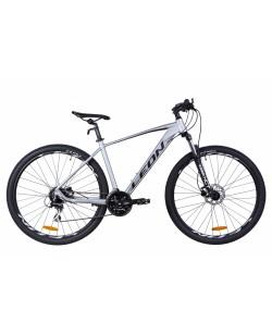 """Велосипед AL 29 """"Leon TN-80, DD, рама 19"""" серый (OPS-LN-29-100)"""