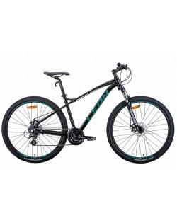 """Велосипед AL 29 """"Leon TN-80, DD, рама 18"""" черный (OPS-LN-29-094)"""