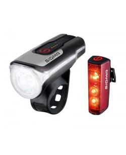 Комплект ламп Sigma Aura 80 + Blaze USB (OBK179)