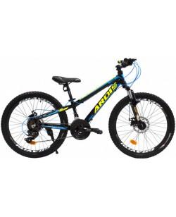 """Велосипед Ardis 24 """"MTB AL"""" TARI """"Черный / синий / желтый (01561)"""
