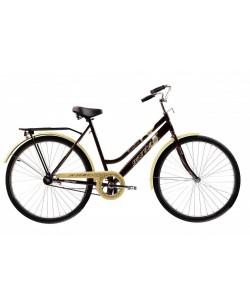 """Велосипед Crossride 28 """"Comfort D, коричневый (Т0928)"""