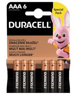 Батарейка Duracell LR03 AAA 1шт (BAT006)