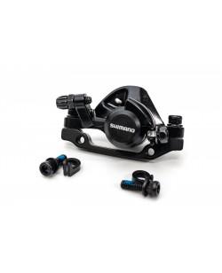 Суппорт тормозов Shimano BR-TX805, передний, 160мм, черный (DISC-046)
