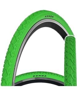 "Покрышка Kenda K-935 Khan 28"" 700 X 38C зеленый (O-O-0454)"