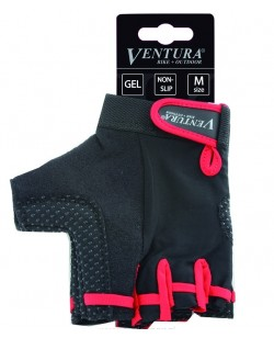 Велоперчатки Ventura Gel Red (M-719971-red)