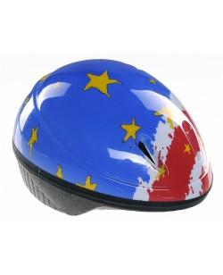 Шлем велосипедный Kap Blue синій (KASK-04)