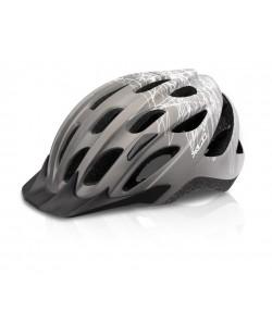 Шлем велосипедный XLC BH-C20 серый (520988)
