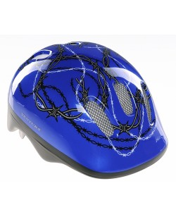 Шлем велосипедный Ventura синий (M-734043)