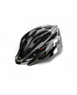 Шлем велосипедный B-Skin Regular черный 58-60см (KAS046)