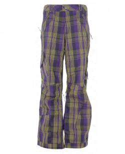 Штаны горнолыжные Burton Gmp Fly женские фиолетовый (87380-sh)