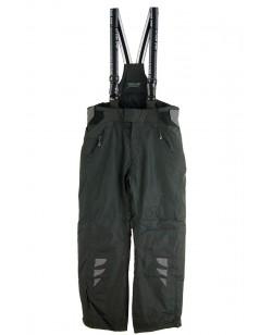 Штаны горнолыжные Ew-Club Level 427 Black мужские черный  (M-427-Black)