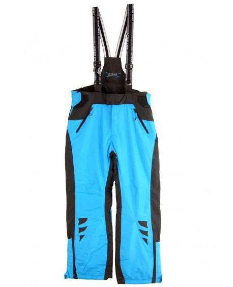 Штаны горнолыжные Ew-Club Level 427 Blue мужские синий (M-427-Blue)