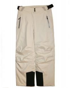 Штаны горнолыжные Outlyne Selva женские белый (7031)