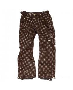Штаны горнолыжные ROXY Limited Edition женские коричневый (4141517)