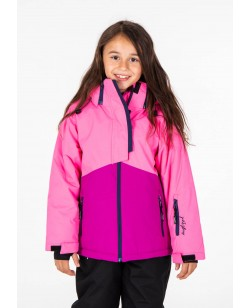 Куртка лыжная детская Just Play Aurora розовый (B4328-pink)