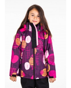 Куртка лыжная детская Just Play Fun розовый (B4322-pink)