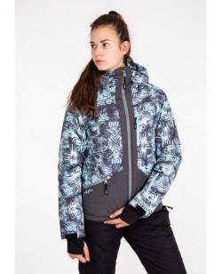 Куртка лыжная женская Just Play Lene смешанный (B2347-blue)