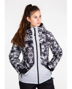 Куртка лыжная женская Just Play Lene смешанный (B2347-white)