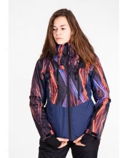 Куртка лыжная женская Just Play Liner смешанный (B2351-red)