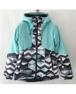 Куртка лыжная женская Just Play Losk комбинированный (B2342-blue)