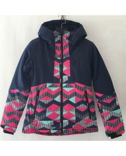Куртка лыжная женская Just Play Losk комбинированный (B2342-darkblue)