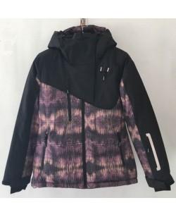 Куртка лыжная женская Just Play Noire смешанный (B2335-black)