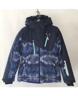 Куртка лыжная женская Just Play Noire синий (B2335-darkblue)