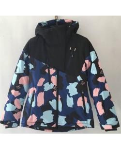 Куртка лыжная женская Just Play Paint комбинированный (B2340-black)