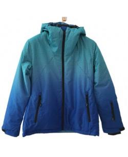 Куртка лыжная женская Just Play Rain синий (B2363-blue)