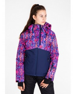 Куртка лыжная женская Just Play Rima смешанный (B2338-red)