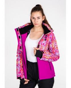 Куртка лыжная женская Just Play Rima смешанный (B2338-jellow)