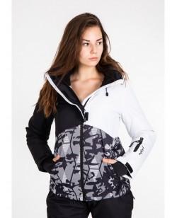 Куртка лыжная женская Just Play Sika черный (B2344-black)