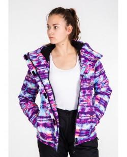 Куртка лыжная женская Just Play Vrane смешанный (B2334-red)
