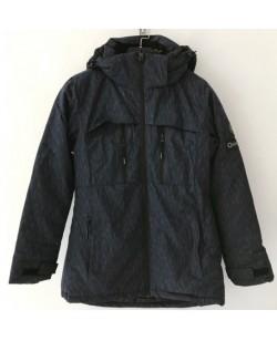 Куртка лыжная женская Just Play темный синий (B2355-darkblue)