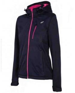 Женская куртка 4F темный синый (T4Z16-SFD002-1323)