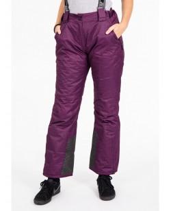 Брюки горнолыжные Just Play Cero женские фиолетовый (N2151-7)