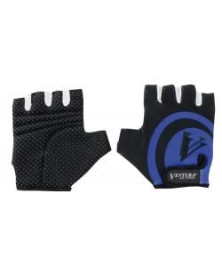 Велоперчатки Ventura черно-синий (M-719985-blue)
