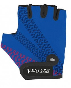 Перчатки детские Ventura синий (A-PZ-0660-blue)