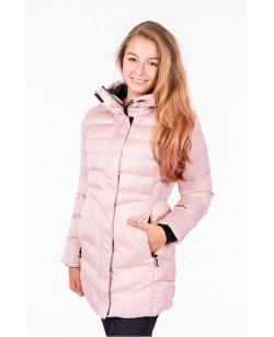 Куртка женская Just Play Recin розовый (b2358-pink)