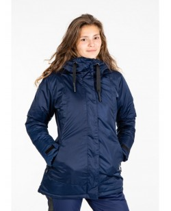 Куртка женская Just Play Sirk синий (B2362-blue)