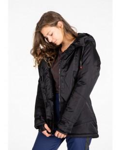 Куртка женская Just Play Sirk черный (B2362-black)