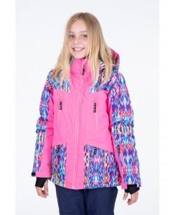 Куртка лыжная детская Just Play Ardo розовый (b4327-pink)